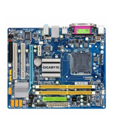 GIGABYTE GA-G41M-ES2L FULL ON