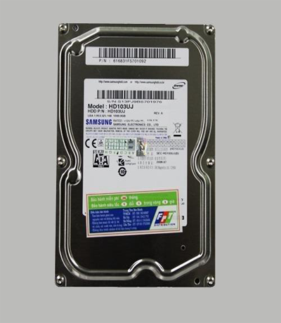 hdd 160gb samsung