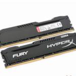 Kingston HyperX Fury Black 4G DDR4