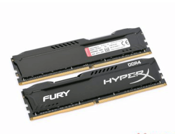 Kingston HyperX Fury Black 4G DDR4 Bus 2400Mhz