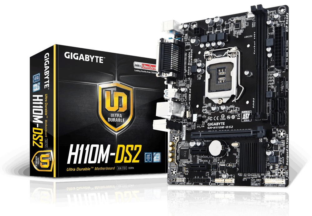 Main Gigabyte H110M-DS2