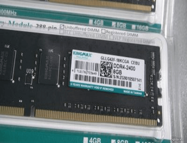 DDR4 Kingmax 8GB 2400